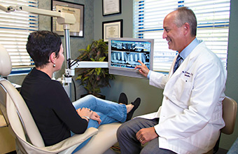 Periodontist - Dr. Gary Perlman